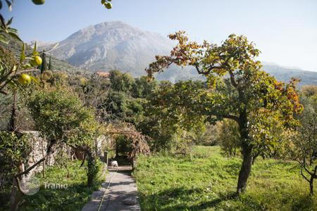 3 bedroom houses for sale in Montenegro. Family estate with a huge orchard in Bar, Montenegro