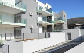 Apartments for sale in Selca. Apartments with sea view in a new building with a swimming pool in Selce, Croatia