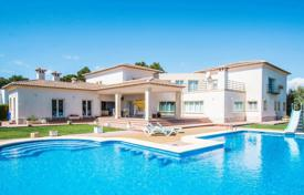 Luxury 5 bedroom houses for sale in Costa Blanca. Villa – Javea (Xabia), Valencia, Spain