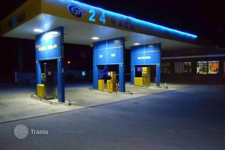 Industrial real estate for sale in Europe. Filling station – Topola, Dobrich Region, Bulgaria