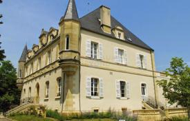 Luxury property for sale in Nouvelle-Aquitaine. Castle – Dordogne, France