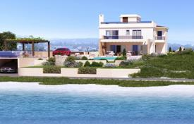 Stunning Beachfront Luxury Villas with Private Swimming Pool for Sale in Latchi — Polis Area for 2,150,000 €