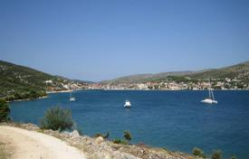 Development land for sale in Trogir. Large plot of land with communications and sea views, Trogir, Croatia