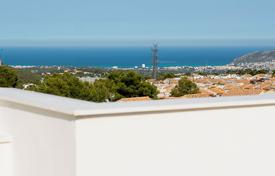 Cheap 3 bedroom apartments for sale in Spain. 3 bedroom top floor apartment in Polop
