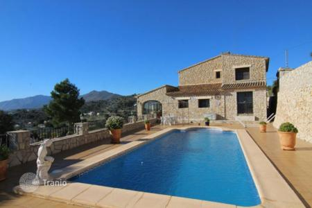 Houses for sale in Benissa. Villa – Benissa, Valencia, Spain
