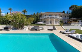Cannes — Heights of Cannes — Sea view for 4,450,000 €