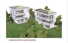 3 bedroom houses for sale in Germany. New house with a private garden and an underground garage, Starnberg, Germany