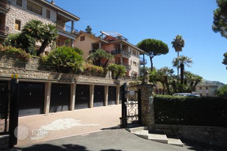 Apartments with pools by the sea for sale in Italy. Apartment in Ospedaletti, Italy
