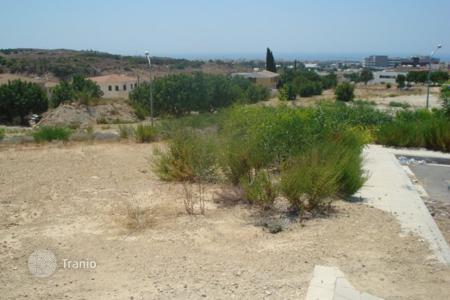 Land for sale in Paphos (city). Building Plots