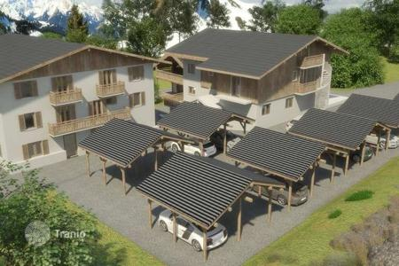 Penthouses for sale in Auvergne-Rhône-Alpes. New two-bedroom penthouse in the ski resort of Morzine