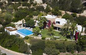Fully renovated stylish villa with a pool and sea views, Ibiza, Spain for 34,600 $ per week