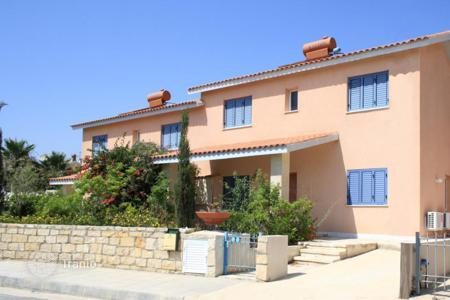 Off-plan property for sale in Paphos. Spacious villas with a fantastic sea view