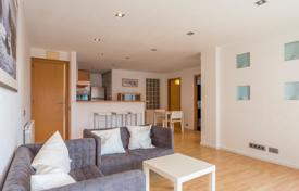 Cheap 2 bedroom apartments for sale in Catalonia. Comfortable apartment with a spacious terrace overlooking the sea, in a residential complex with a pool, Cabrera de Mar, Barcelona, Spain