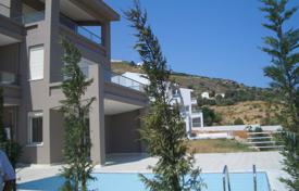 Three-storey villa with a pool in Agia Pelagia, Crete, Greece for 380,000 €