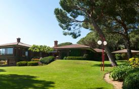 Luxury houses for sale in Costa del Maresme. Stunning villa in Sant Andreu de Llavaneres, near Barcelona