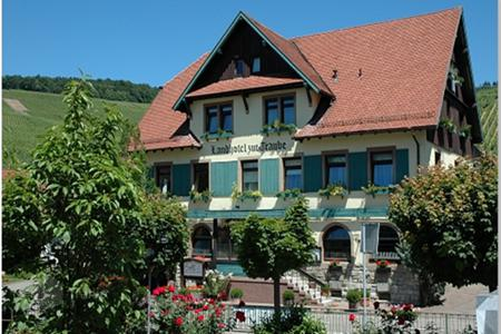 Property for sale in Baden-Wurttemberg. Hotel at the foot of vineyards in Baden-Baden