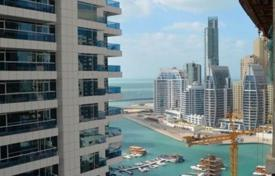 Comfortable apartment with sea view in a new building in the Dubai Marina area for 339,000 $