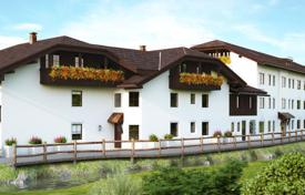 New homes for sale in Bavaria. New three-room apartment in the center of ski resort Garmisch-Partenkirchen