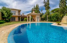 2 bedroom houses for sale in Quarteira. Majestic 5 Bedroom Villa on Large Plot in Fonte Santa near Vilamoura