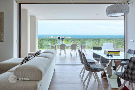 Penthouses for sale in Costa Blanca. Sea view apartment with terrace, in Las Colinas, Alicante, Spain