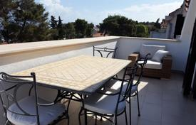 Furnished apartment with a terrace, a parking and a sea view, Sutivan, Croatia for 420,000 €