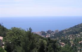 Residential for sale in La Turbie. New villa with a pool, terraces and sea views, close to Monaco, La Turbie, Cote d'Azur, France