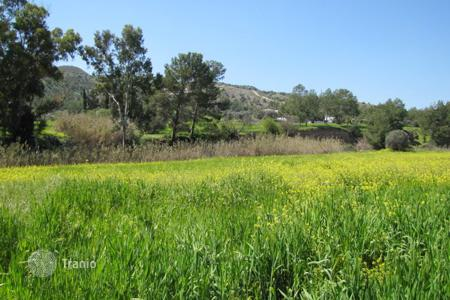Property for sale in Agia Anna. Building Land
