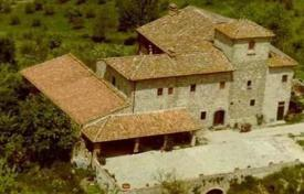 Luxury houses for sale in Florence. Unique XII century villa in San Casciano in Val di Pesa, Tuscany, Italy