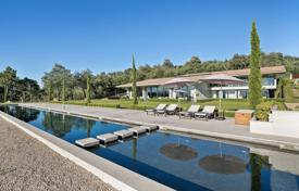 Stylish villa with a terrace, a swimming pool and a huge plot, Tanneron, French Riviera, France for 3,900,000 €