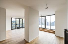 New homes for sale in Prague. Duplex apartment with a garden in a new residence with a garage, close to all amenities and the city center, Prague 10, Czech Republic
