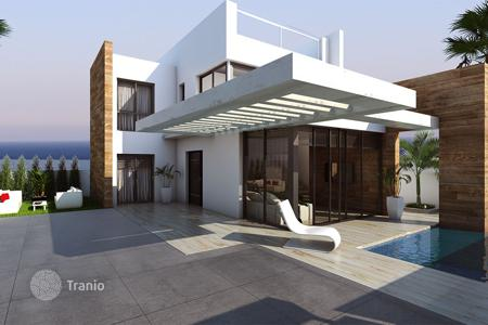 Houses for sale in Cabo Roig. Modern Detached Villa with private swimming pool in Cabo Roig