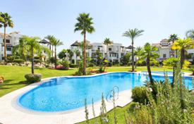 Penthouses for sale in Costa del Sol. Luxury penthouse overlooking the sea, Marbella, Andalusia, Spain