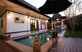 1 bedroom villas and houses to rent in Thailand. Сomfortable villa in a wonderful tropical garden