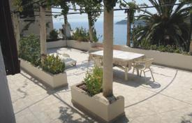 Cheap residential for sale in Croatia. Seaview apartment with a large terrace close to the Old town, Dubrovnik, Croatia
