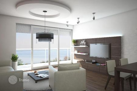 Apartments with pools for sale in Becici. Apartments in Becici, Montenegro. New residential complex with a concierge, lounges, a children's playroom and a spa, at 400 m from the sea