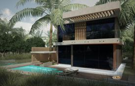 Houses from developers for sale overseas. Stylish villa with a terrace, a balcony and a pool, Agonda, Goa, India