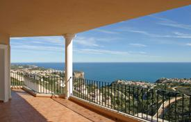 Property for sale in Benitachell. Mediterranean Style Villa with sea views in Benitachell, close to Javea