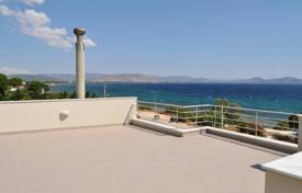 Five-room penthouse on the first line from the sea in Nea Makri, Attica, Greece for 330,000 €