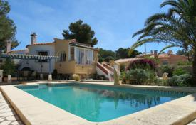 3 bedroom houses by the sea for sale in Benissa. Villa of 3 bedrooms in Benissa