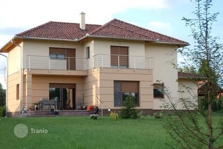 5 bedroom houses for sale in Hungary. Newly built, exclusive detached house in Keszthely 200 m from Lake Balaton