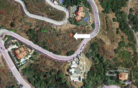 Development land for sale in Costa del Sol. Plot with spectacular Views — Monte Mayor