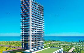 Modern apartment with a separate bedroom overlooking the sea and park in a premium complex with infrastructure, Batumi, Georgia for $89,000