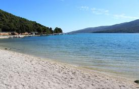 Development land for sale in Trogir. Plot for a villa, 300 meters from the beach, Marina, Croatia