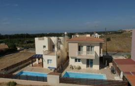 Coastal houses for sale in Yeroskipou. 3 Bedroom Villa, Walking Distance to New Academy — Koloni