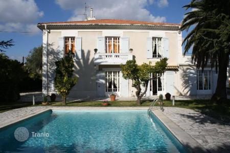 Luxury 5 bedroom houses for sale in Côte d'Azur (French Riviera). Nice — Magnificent mansion