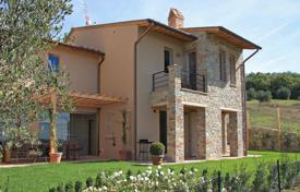 Townhouses for sale in Italy. Terraced house – San Casciano dei Bagni, Tuscany, Italy