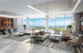 Two-level penthouse with a garage, a private boat slip, an elevator and picturesque views in a comfortable residence, Fort Lauderdale, USA for 3,450,000 $