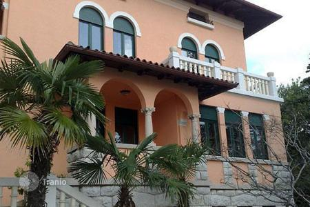 Luxury houses for sale in Primorje-Gorski Kotar County. Villa – Opatija, Primorje-Gorski Kotar County, Croatia