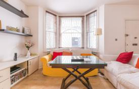 Property for sale in London. A well-designed garden flat in Chelsea. Close to transport links and walking distance from South Kensington Station.