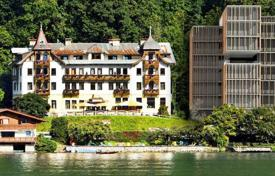 New homes for sale in Austrian Alps. Luxury apartments on the shore of the lake in Zell-am-See